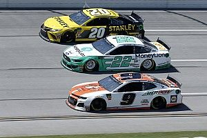 The battle lines are clearly drawn for Sunday's Talladega race