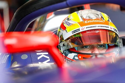 Фрейнс присоединился к проекту голландского этапа Формулы Е