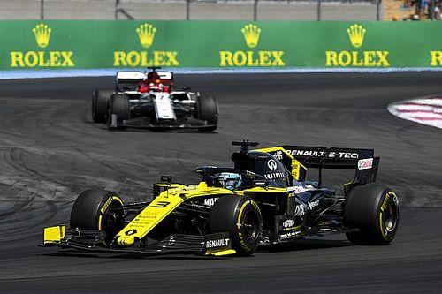 Ricciardo penalizzato di dieci secondi: da settimo scivola all'undicesimo posto