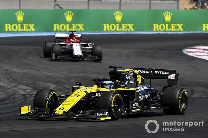 Pénalisé deux fois, Daniel Ricciardo sort du top 10!