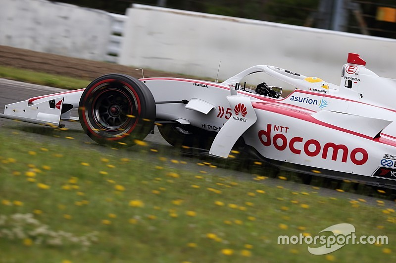 Sugo Super Formula: Yamamoto on pole in red-flagged qualifying