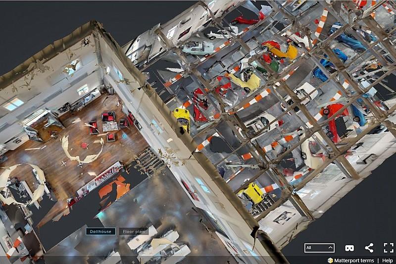 Die Autobau Erlebniswelt in 3D erleben