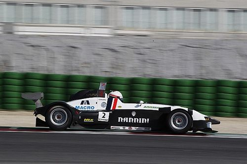 Claudio Giudice vince sul bagnato Gara 1 a Misano Adriatico
