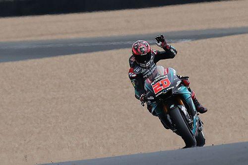MotoGP, Le Mans, Warm-UP: torna davanti Quartararo, ma Marquez è lì
