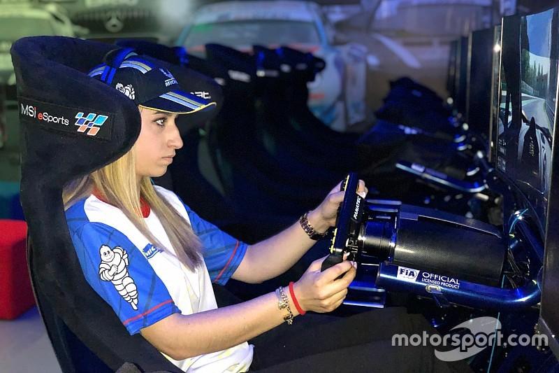 Sandra Gómez, primera finalista de la Búsqueda del Piloto Michelin 2019