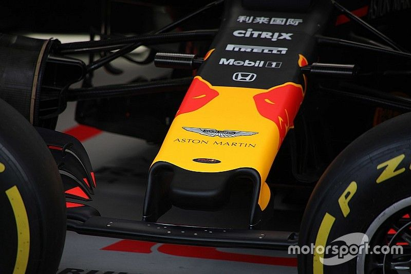 Red Bull elimina el conducto del morro del RB15 para Mónaco