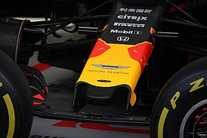 Red Bull removes nose duct for Monaco GP