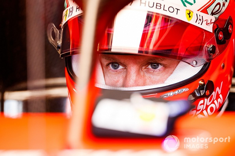 Vettel: Emekli olmayacağım