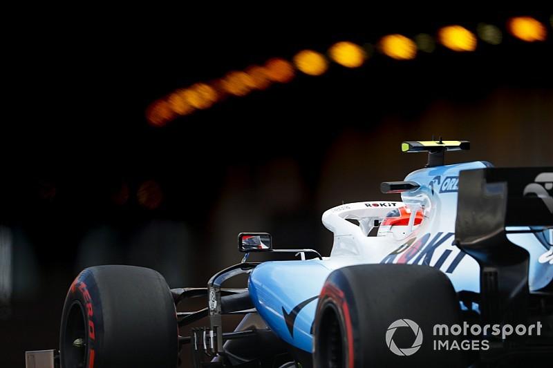 Kubica podczas treningów przed GP Monako - galeria zdjęć