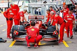 Бинотто объяснил квалификационную ошибку Ferrari с тактикой Леклера