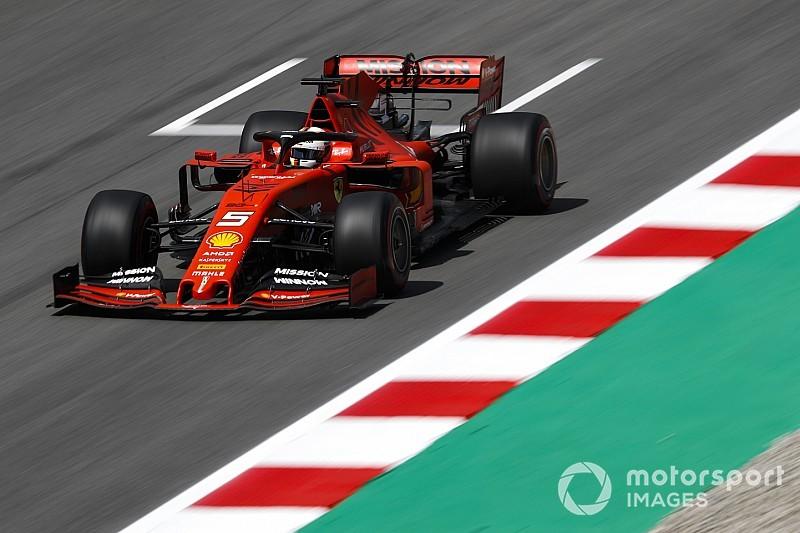Феттель объяснил поражение от Mercedes настройками с прицелом на гонку
