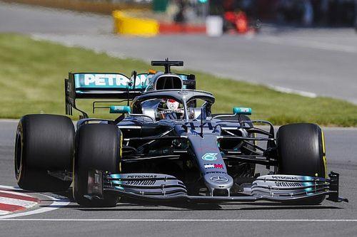 Mercedes révèle l'origine de la frayeur hydraulique de Hamilton