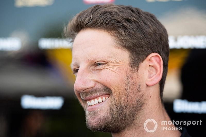 Grosjean: Ha egy Mercedes van alattad, az mindenhol működik…