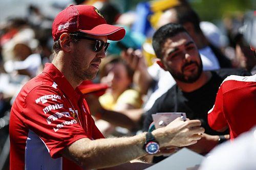 Fotogallery F1: i piloti e i team si preparano per il GP del Canada a Montreal