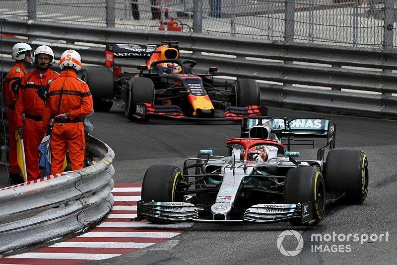 Rosberg i Webber chwalą Hamiltona
