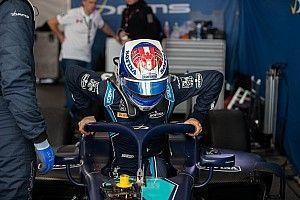 F2 Monako: Latifi pimpin latihan, Sean Gelael P9