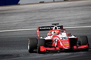 F3: Armstrong faz pole na Áustria, com Piquet em 8º e Drugovich em 18º