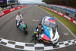 Galería: Morbidelli rueda en Assen con el BMW M4 DTM de Spengler
