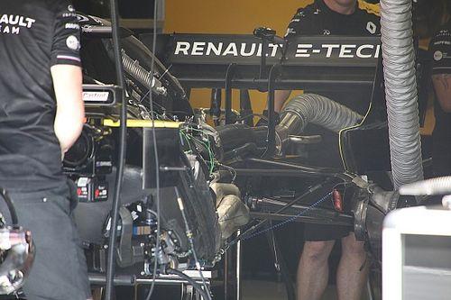 Hulkenberg e Sainz saranno penalizzati per passare al Renault Spec B in Austria
