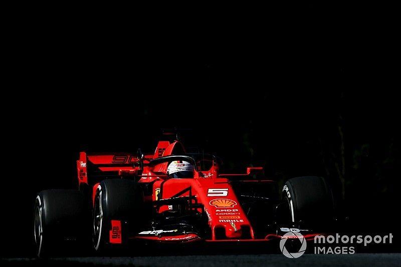 """Vettel: """"Hedefim Ferrari ile dünya şampiyonu olmak"""""""