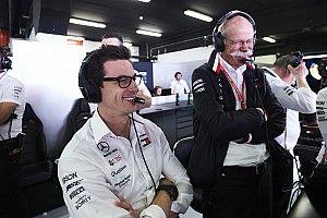В Mercedes заявили о намерении стать еще быстрее