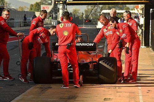 Ferrari porównywało dane z symulatora