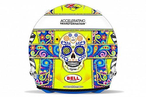 GALERIA: Veja o capacete de Norris para GP do México de Fórmula 1