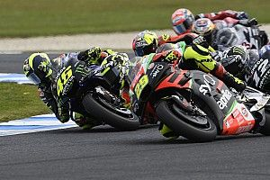 MotoGP annuleert races in Groot-Brittannië en Australië