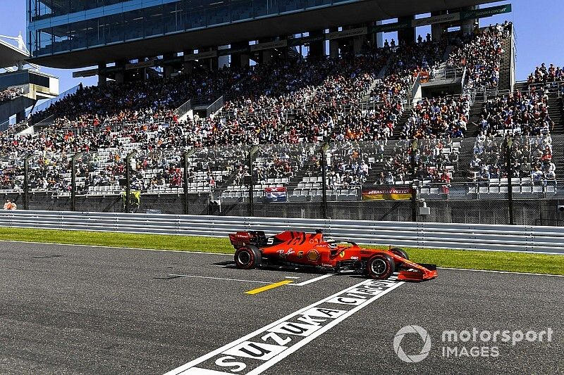 Ferrari: Vettel non aveva visto il pannello luminoso