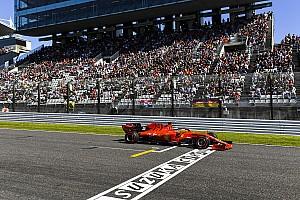 GP do Japão de F1 AO VIVO: Siga a ação direto de Suzuka
