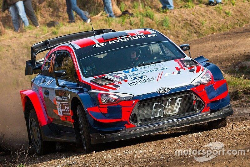 WRC: Hyundai al Rally del Messico con la nuova aerodinamica