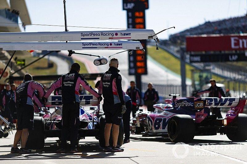 La F1 cambia la regla del pesaje para 2020