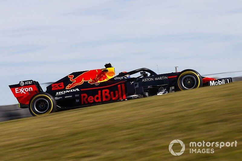 United States GP: Verstappen heads Vettel in FP1, Hamilton eighth
