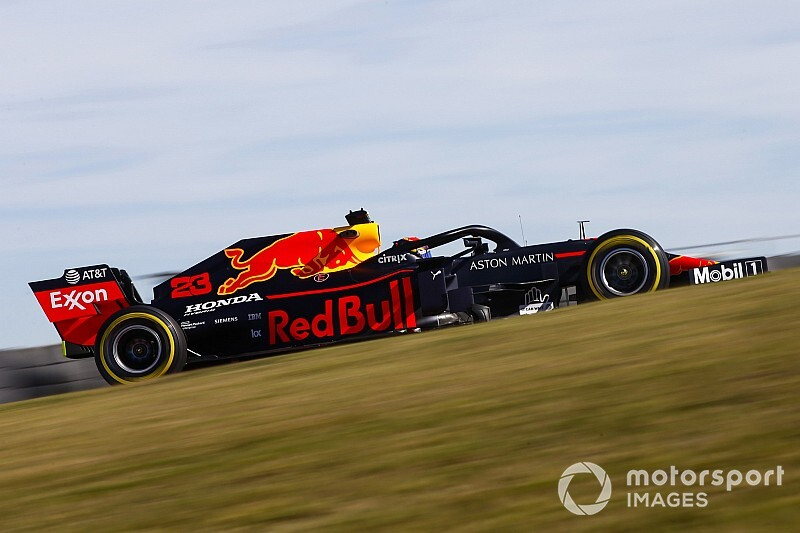 Verstappen arranca arriba en Estados Unidos