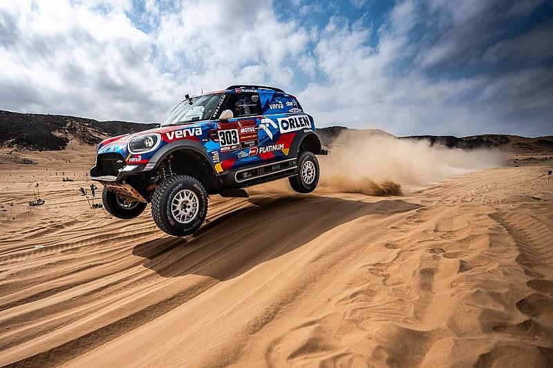 Orlen Team na ostatniej prostej przed Rajdem Dakar