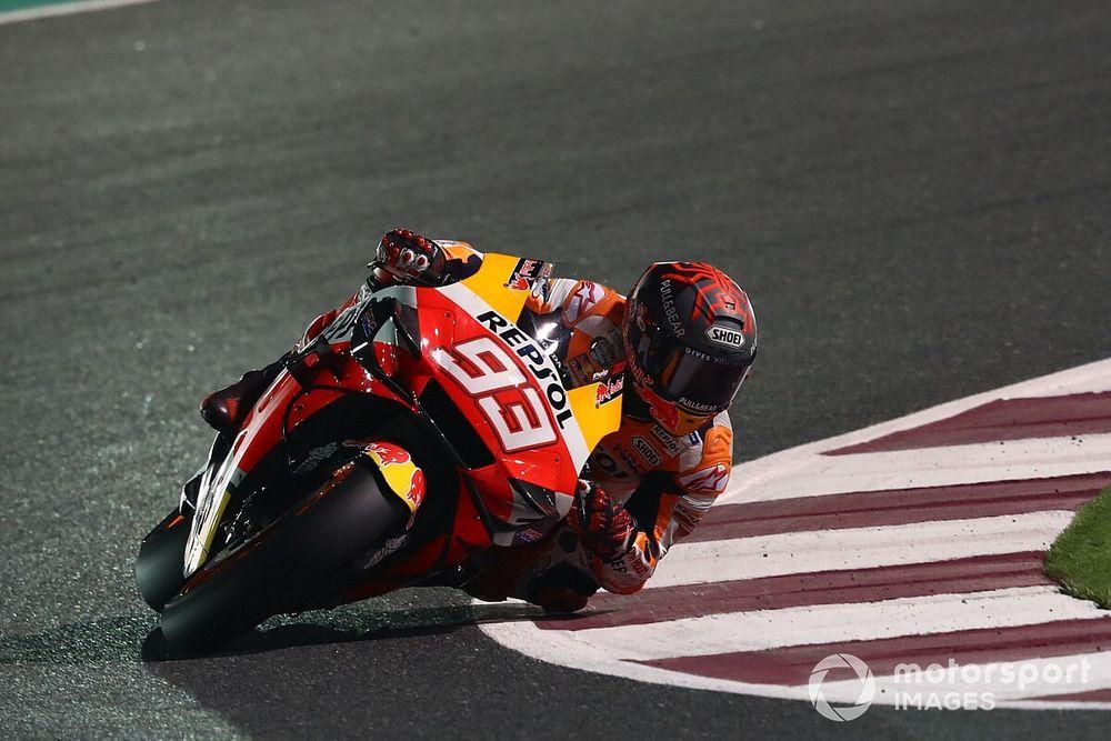 Marquez wygra na każdym motocyklu