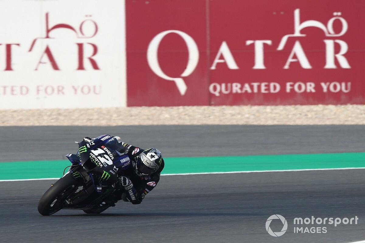 Confinement strict pour le paddock du MotoGP au Qatar