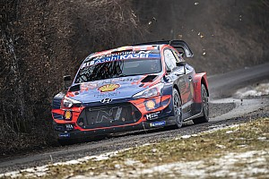 WRC: Rallye Monte-Carlo: best of e highlights (video)