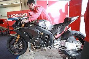 Bautista, contento con su nueva Honda pese a las dificultades
