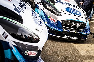 Ford Performance ayuda a M-Sport a diseñar su coche 2022