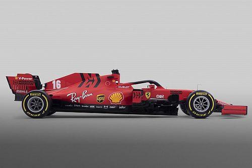 Foto's: De nieuwe Ferrari SF1000 vanuit alle hoeken