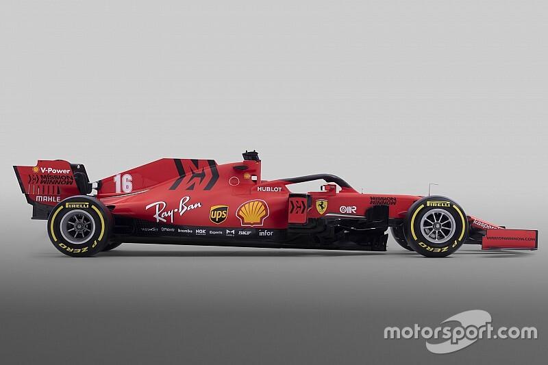 Ferrari lança novo carro para temporada 2020 da F1