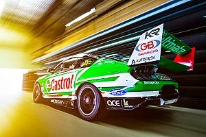 Kelly's Castrol Mustang revealed
