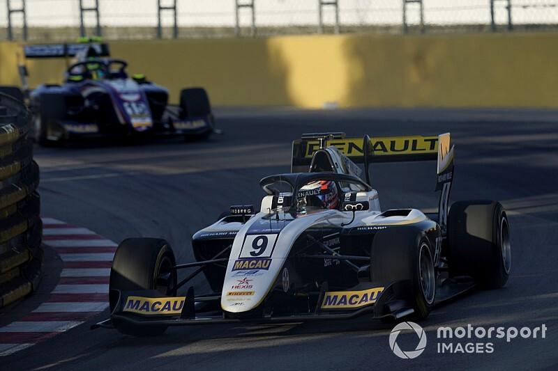 Lundgaard zadebiutuje w Formule 2