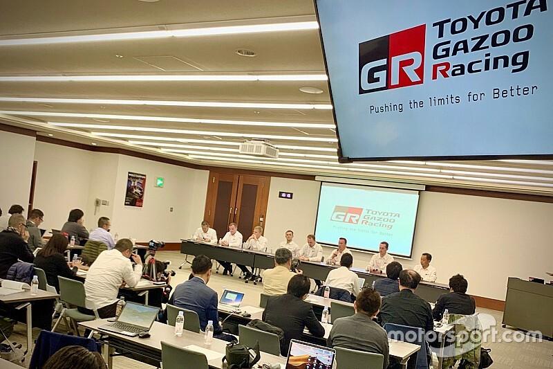 Spotkanie w centrali Toyoty