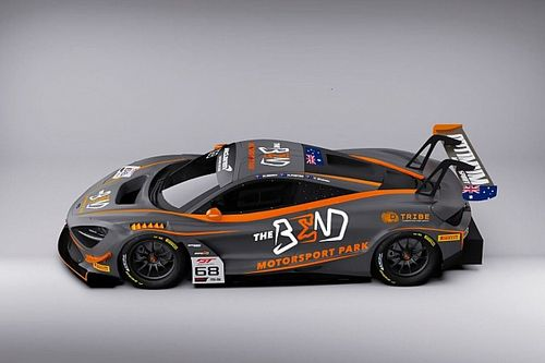 GT World: McLaren raddoppia con Foster, Berry e Shahin in PRO Am