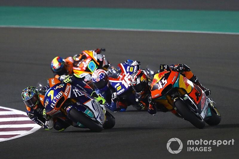 L'impact du coronavirus fait trembler les équipes Moto2 et Moto3