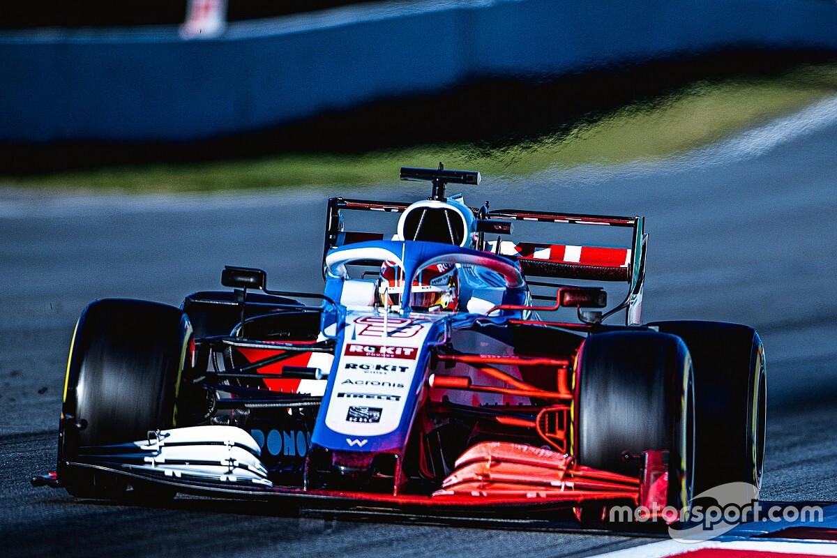 A Williams erősen hisz abban, hogy Russell egy nap F1-es bajnok lesz, aki hasonló utat jár be, mint Hamilton