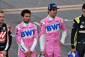 A Racing Point nagyon elégedett a Pérez-Stroll duóval