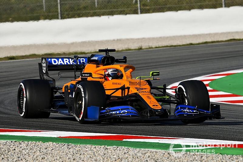 """Sainz: """"McLaren gelişti fakat diğer takımlar da gelişti"""""""